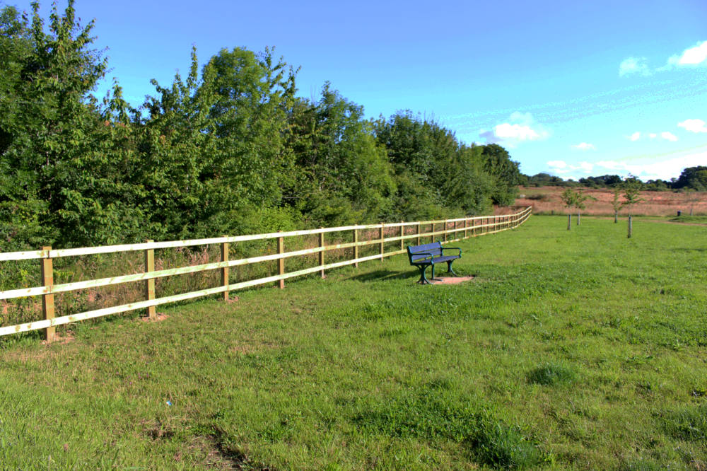Image of a fence by SGL Forestry