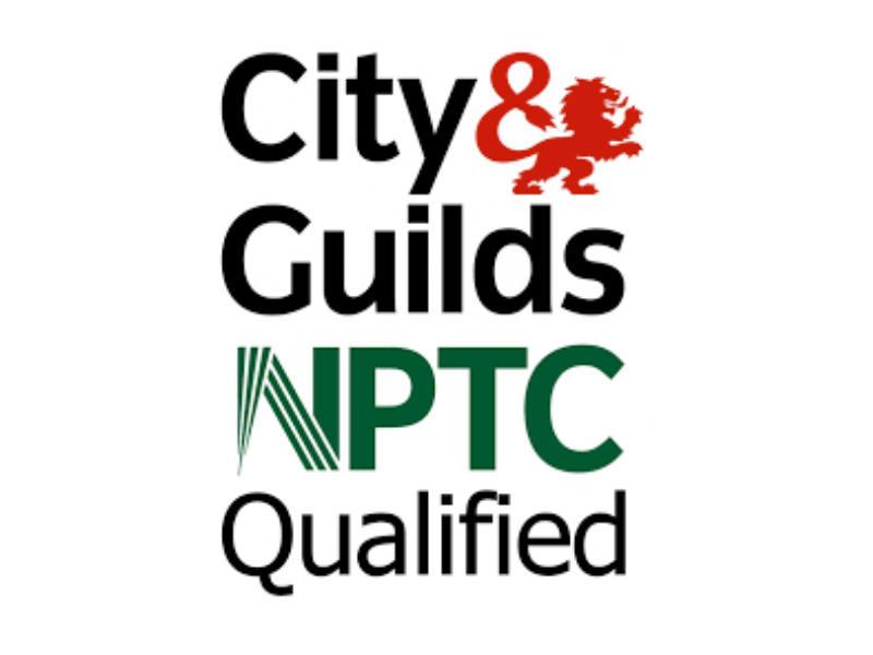 NPTC Logo at SGL Forrestry